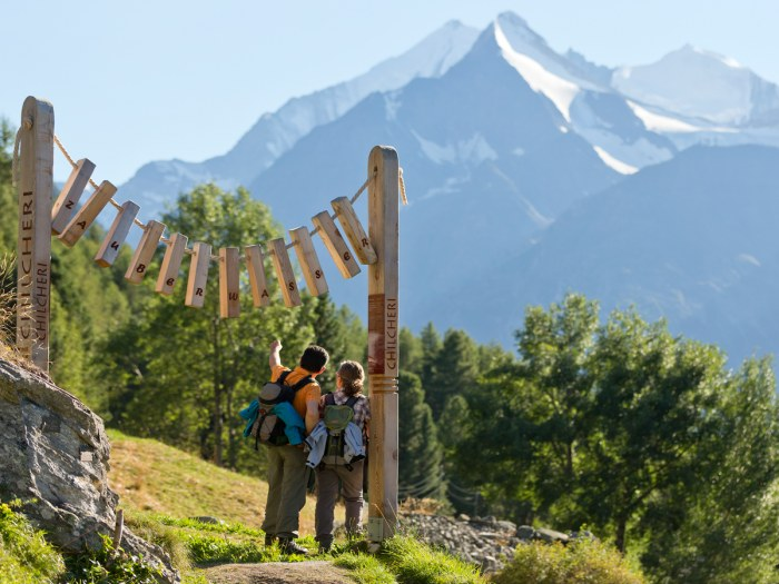 Family holidays in Valais   Grchen Tourismus